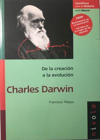 Charles Darwin: De la Creación a la Evolución