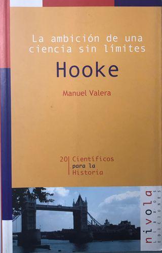 Hooke: La ambición de una ciencia sin límites