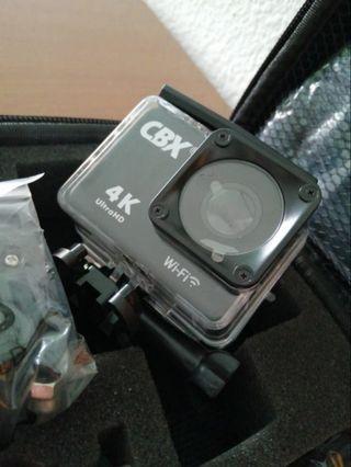 Cámara CBX 4K Wifi