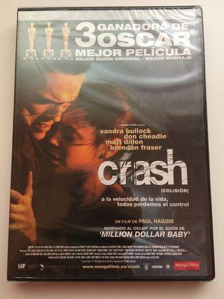 Película Dvd Crash