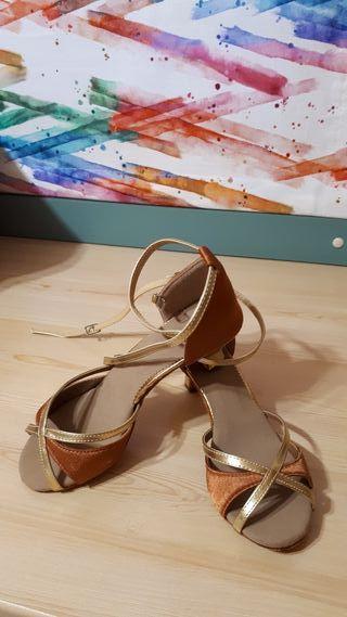 Zapatos de baile de la talla 37 de ritmos latinos