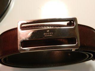 Cinturón Hombre elegante - Gucci Original