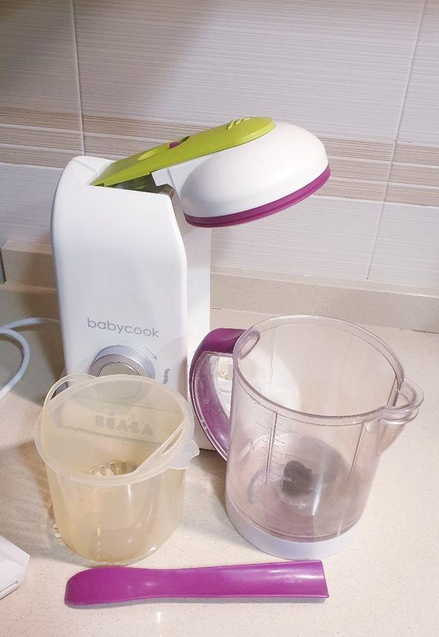 Robot de Cocina Babycook