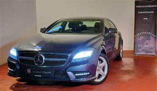 Mercedes Cls 350CDI 262CV. 7Gtronic AMG DISTRONIC.