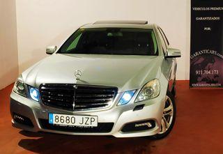 Mercedes E350 CDI blueefficiency. 231CV. 7 Gtronic