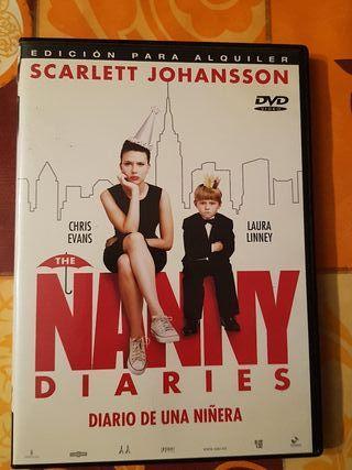 Peliculas dvd nanny diaries