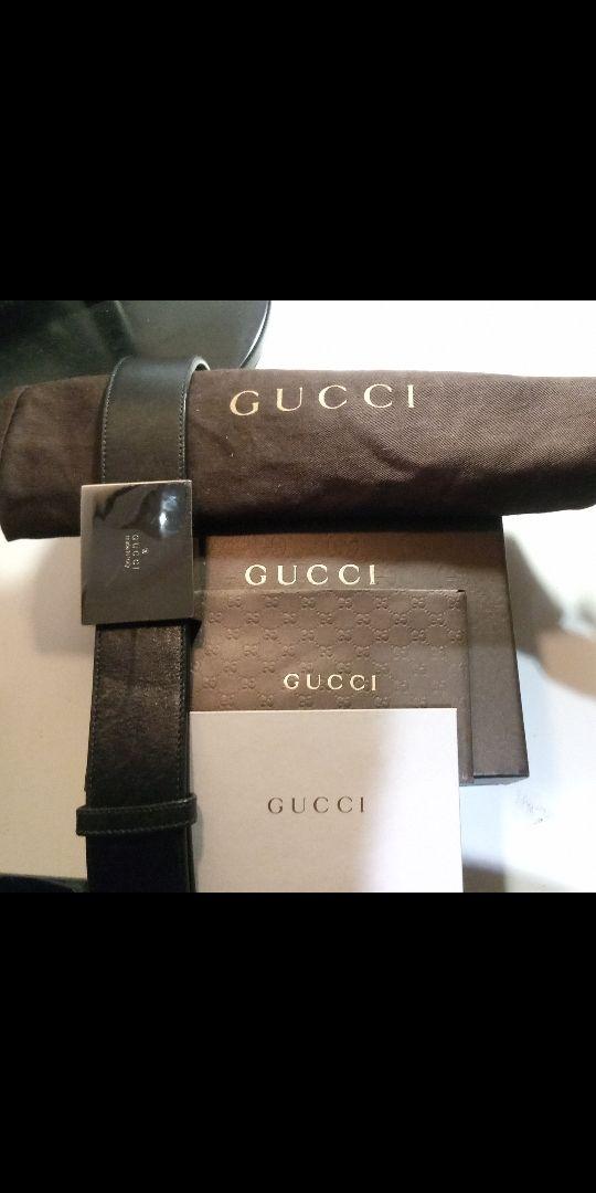 REBAJAS Cinturón hombre - Gucci Original