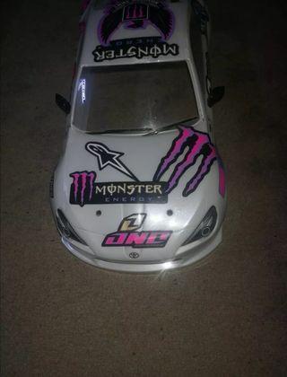 RC Monster Car Shell