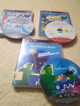 juegos ps3 los tres juntos