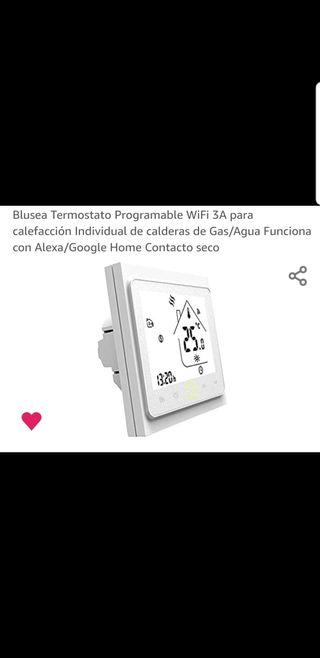Termostato Calefaccion Wifi