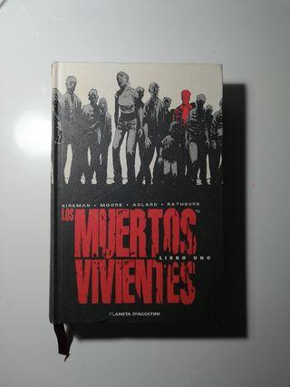 Los Muertos Vivientes - The Walking Dead Libro Uno