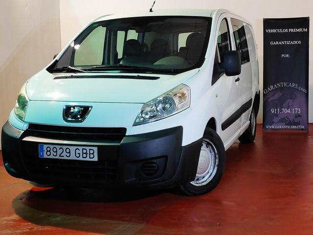 Peugeot Expert Tepee 1.6 HDI 90Cv 6 Plazas Mixta.