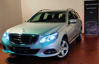 Mercedes E350 CDI Bluetec. 252CV. 9Gtronic Estate.