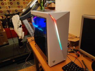PC GAMER INTEL i7 NVIDIA GTX 1070 16GB RAM GAMING