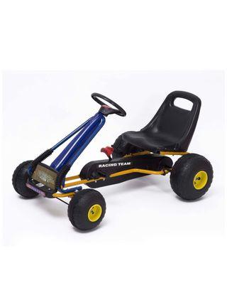 Coche pedales niños Go kart