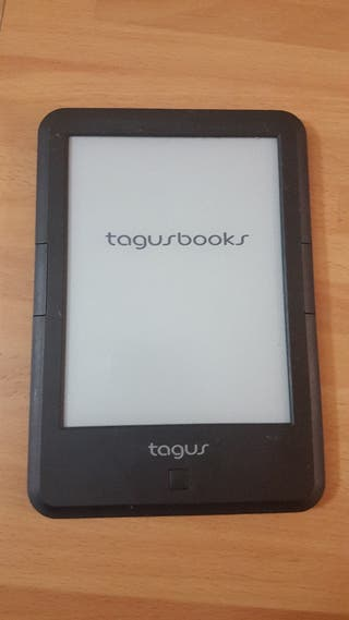 Libro electrónico Tagus Lux 2016