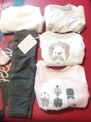 Lote ropa bebé 3 meses