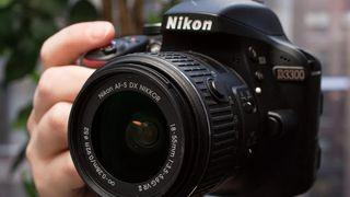 Camara de fotos NIKON D3300