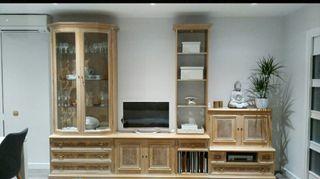 Mueble de salón 3'35 de largo x 2'25 alto
