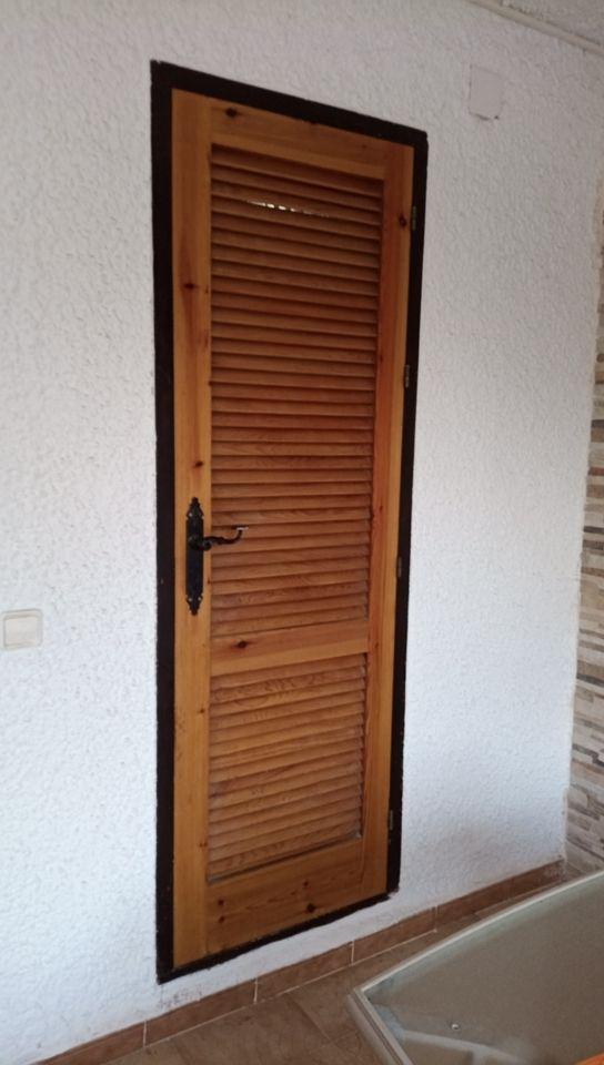 Puertas mallorquinas