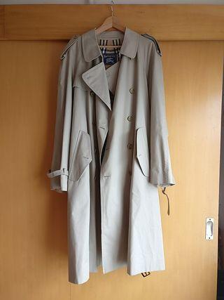 gabardina Burberry trench coat XXXL