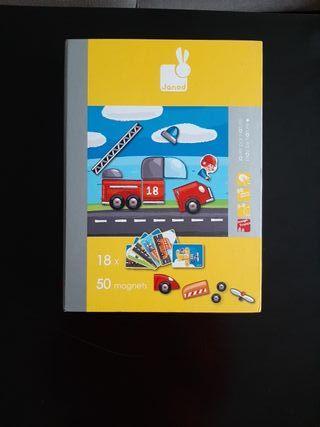 Magneti'book - imanes para hacer puzzles