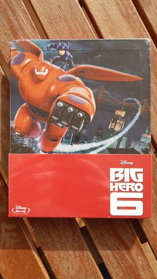 Big Hero 6 Bluray Steelbook
