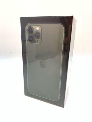 iPhone 11 pro 64gb midnight green Precintado!!!!