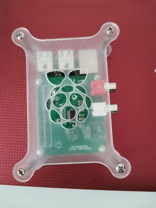 Raspberry pi3 con DAC Rca