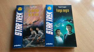 Libros Star Trek