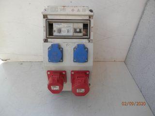 CUADRO ELECTRICC TRIFASICO-MONOFASICO 119