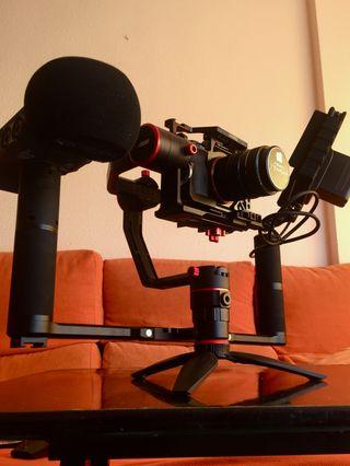 Gimbal Feiyu Tech A2000 - Estabilizador de cámara