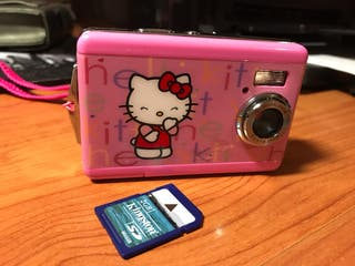 Cámara de fotos Hello Kitty