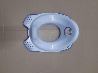 Adaptador taza de baño