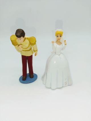Cenicienta Disney Pareja de novios