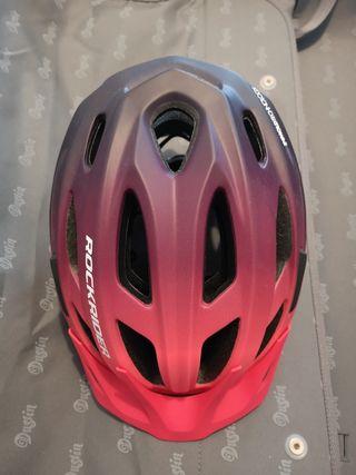 Casco de bici RockRider B'Twin NUEVO - Talla M