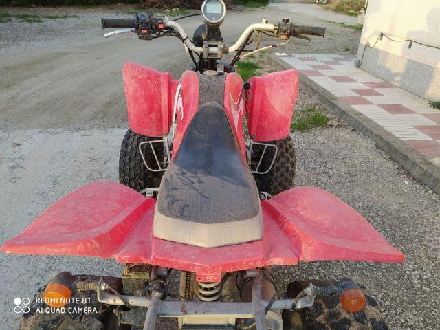 Quad Wildlander Dune 200cc