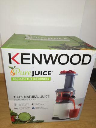 Kenwood juice