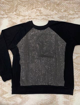 Sudadera jersey Zara talla M mujer