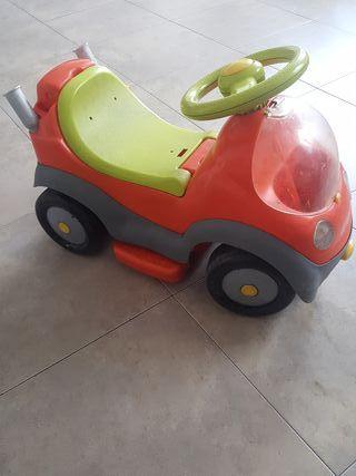 coche niño correpasillos