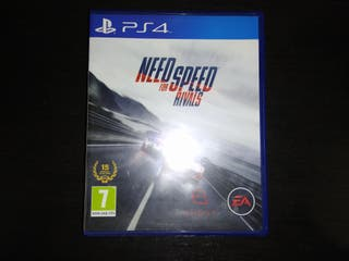 Need For Speed Rivales Ps4