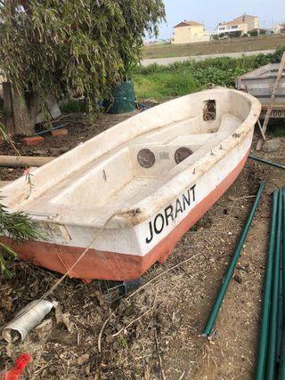 Vendo barca