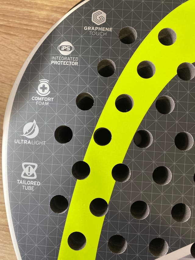 Pala padel HEAD ZEPHIR ULTRALIGHT 2020 NUEVA