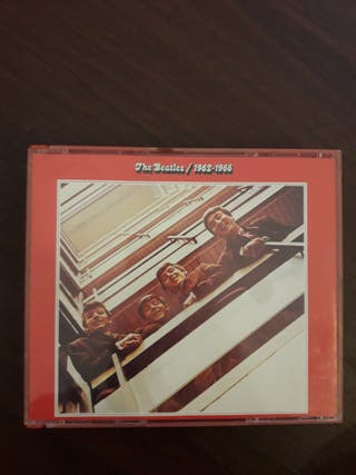 The Beatles - 1962-1966 (2 CDs)