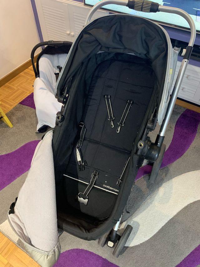 Carro Mothercare Spin giro 360