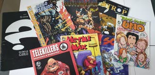 comics español numeros 1