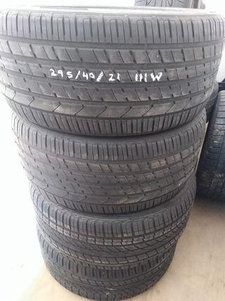 neumáticos 295.35.21