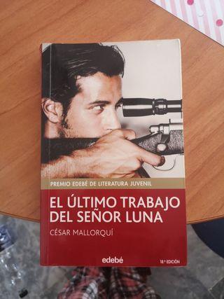 Libro El Último trabajo del señor Luna
