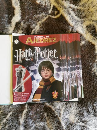 Manual de ajedrez de Harry Potter