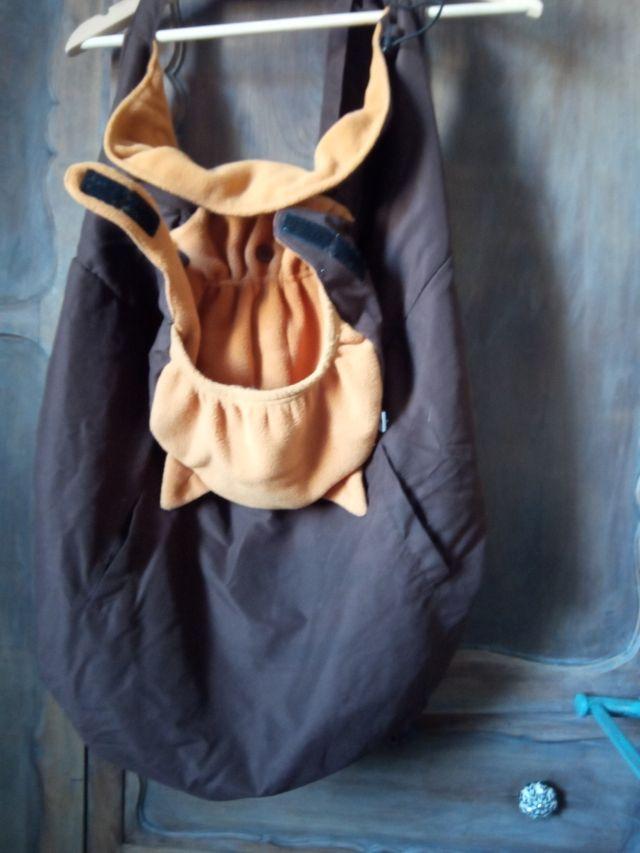 cobertor portabebés mam